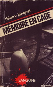 mémoire en cage sanguine N°006