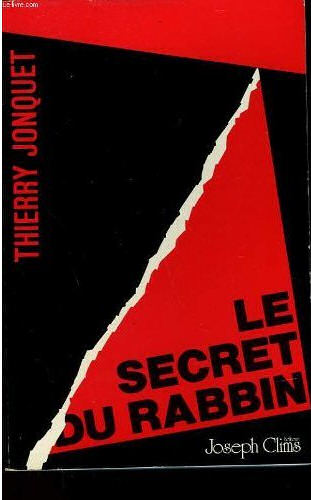 le secret du rabbin chez Joseph Clims